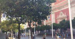 Edificio en Plaza de El Salvador