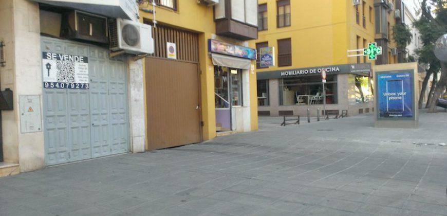 Local en Luis Montoto