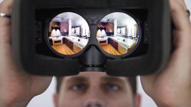 realidad virtual en inmobiliarias